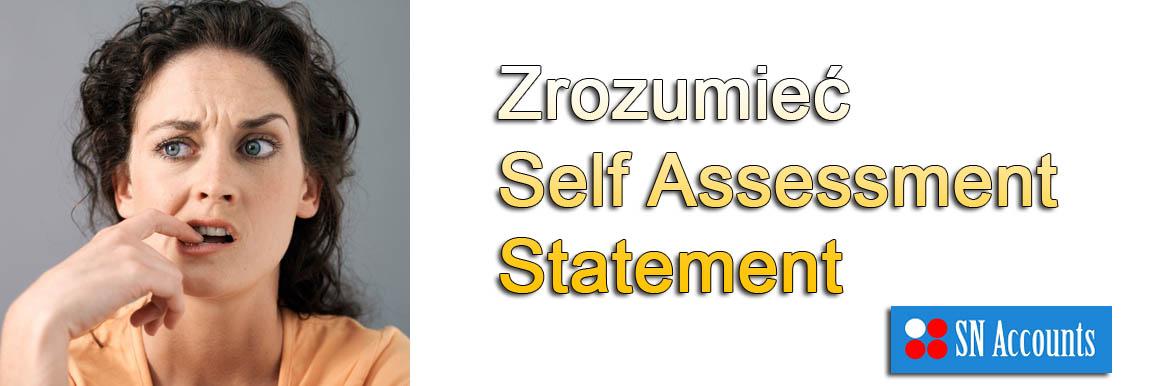 Jak zrozumieć Self Assessment Statement?