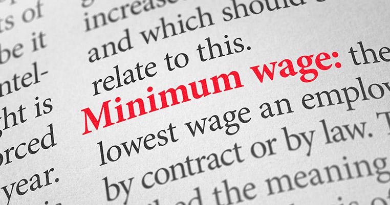 Płace w Anglii – Minimalne wynagrodzenie od października 2016