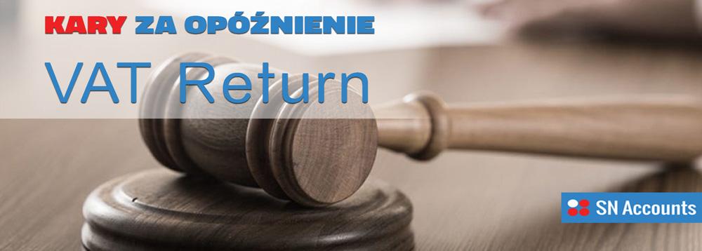Kary za Opóźnienie VAT Return – Ważne