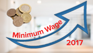 Minimum wage graphics