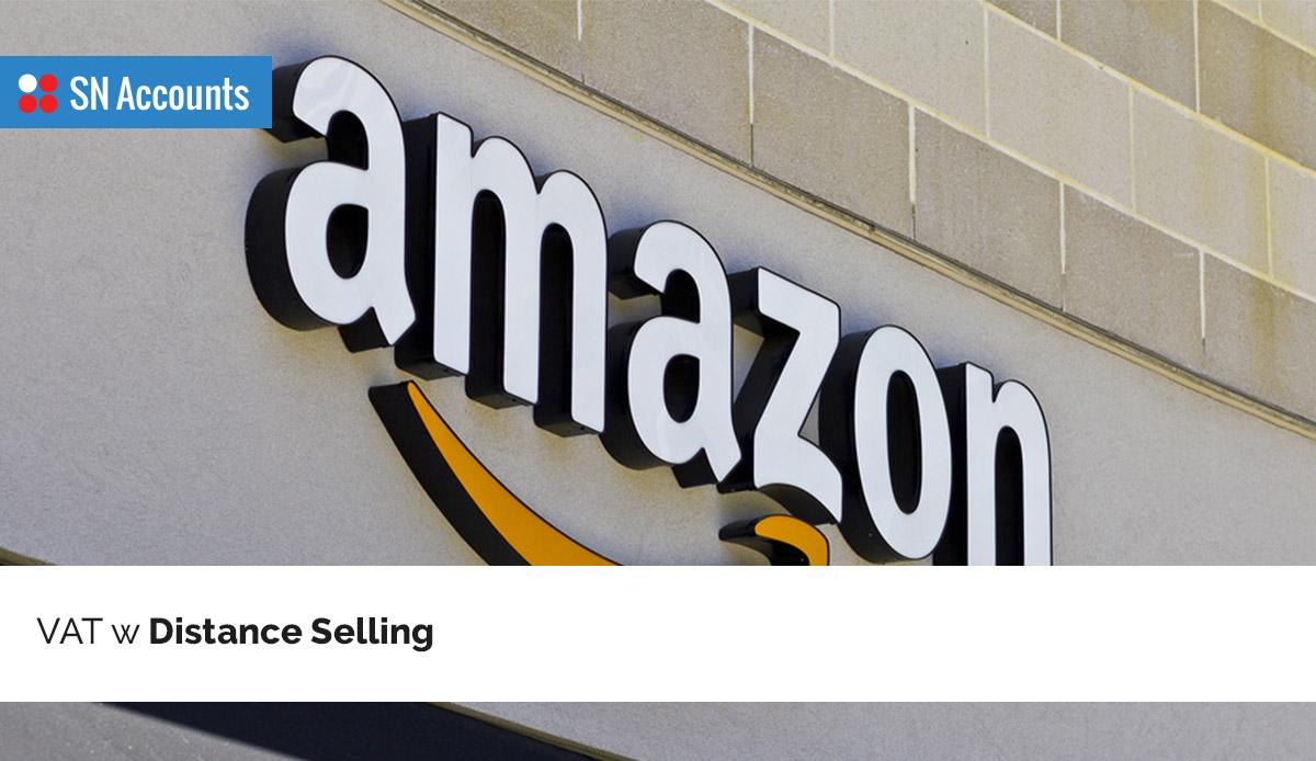 Podatek VAT w sprzedaży wysyłkowej (distance selling)