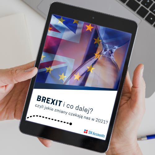 Brexit i zmiany dla branży e-commerce/ DARMOWY EBOOK