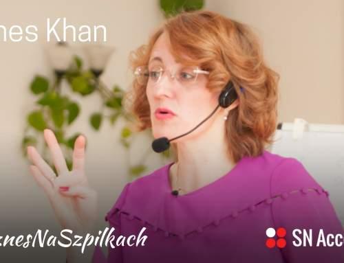 Sukces zaczyna się w głowie – rozmowa z Agnes Khan