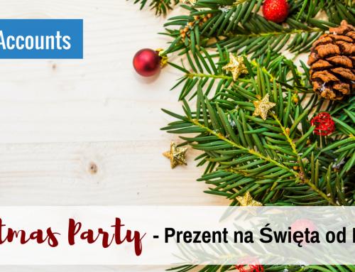 Christmas Party w firmie – prezent na Święta od HMRC