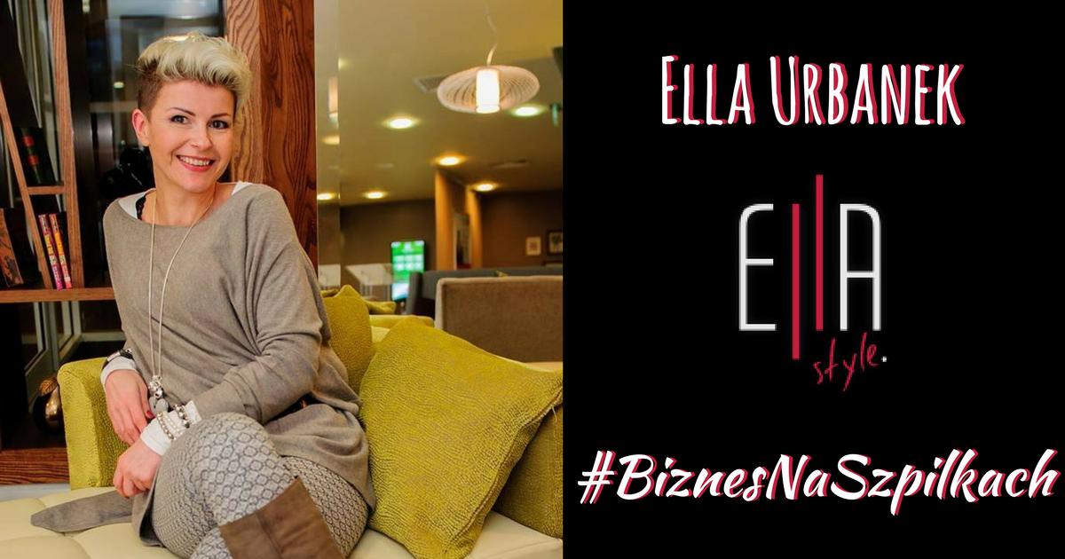 Odnaleźć tę wewnętrzną moc – rozmowa z Ellą Urbanek