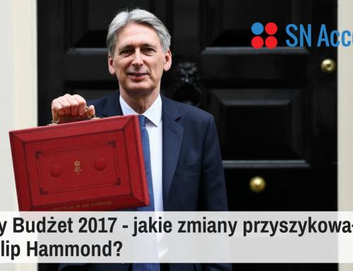 Jesienny budżet 2017 – jakie zmiany przyszykował nam Philip Hammond?