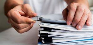 dokumenty są potrzebne do rozliczenia self employed?