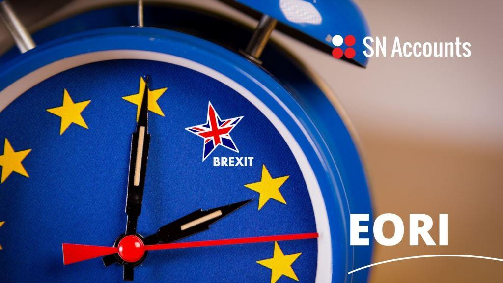 Numer EORI niezbędny od 1 stycznia 2021 roku!