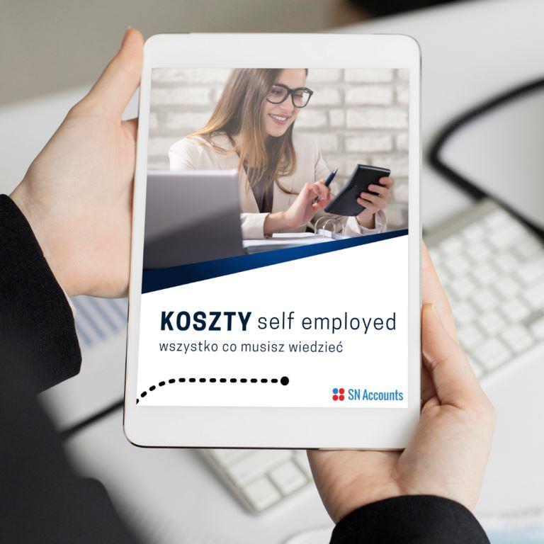 Koszty self employed – wszystko co musisz wiedzieć/ EBOOK