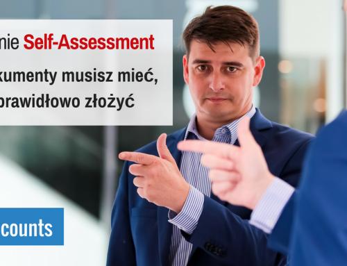 Self-Assessment – jakie dokumenty musisz mieć, by je prawidłowo złożyć