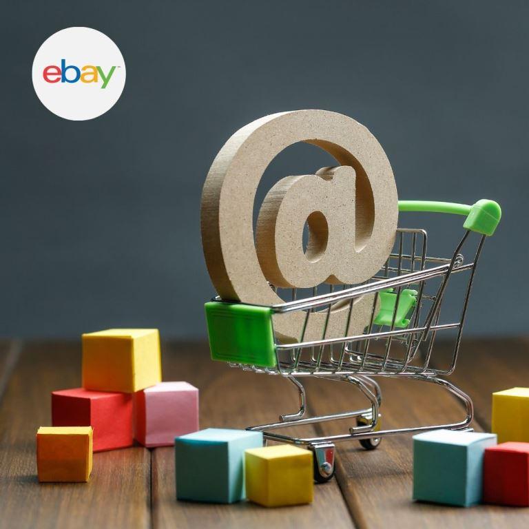 A B C sprzedaży na eBay w UK
