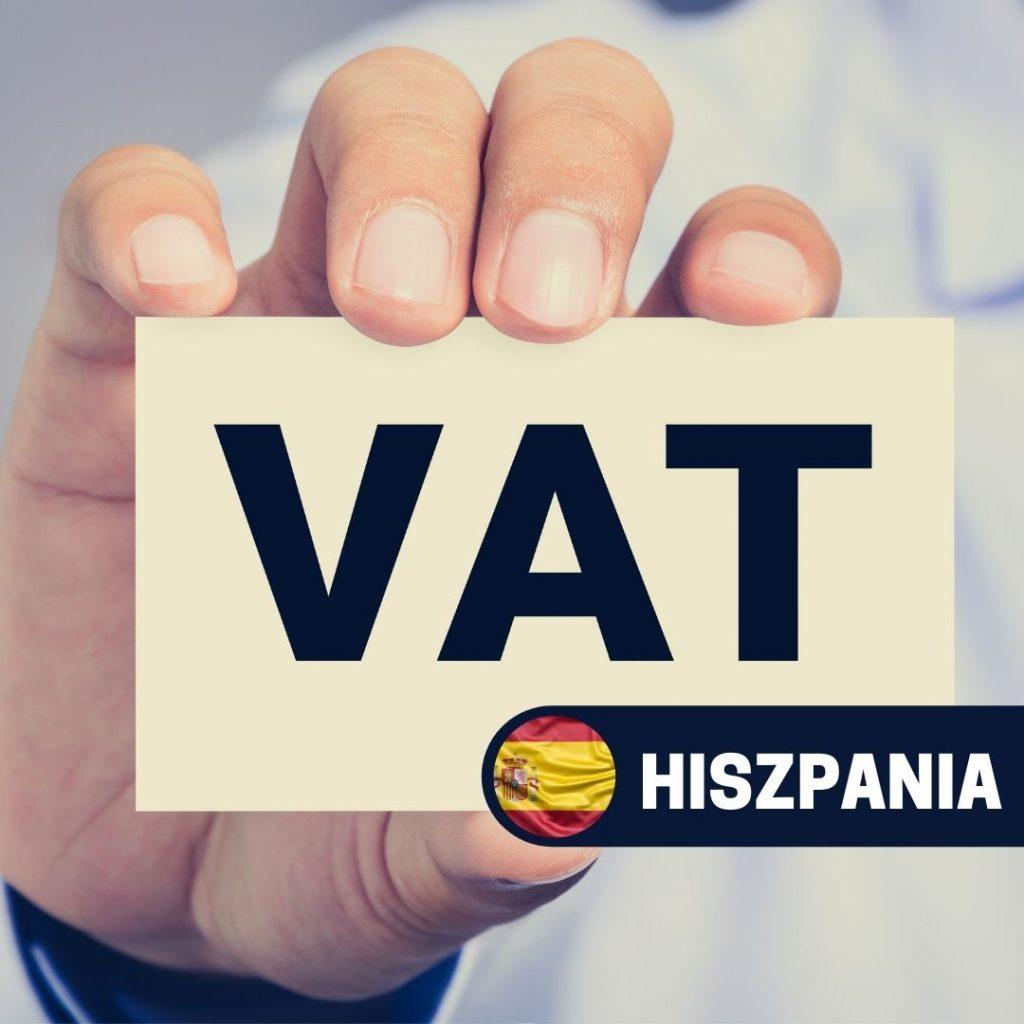 Rejestracja VAT w Hiszpanii