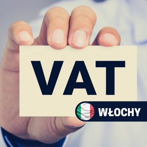 Rejestracja VAT we Włoszech