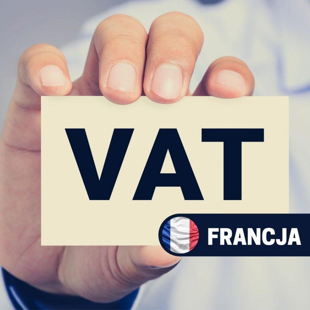Rejestracja VAT we Francji