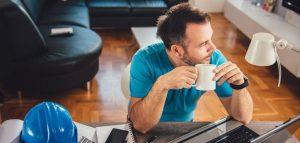 Koszty pracy z domu w UK