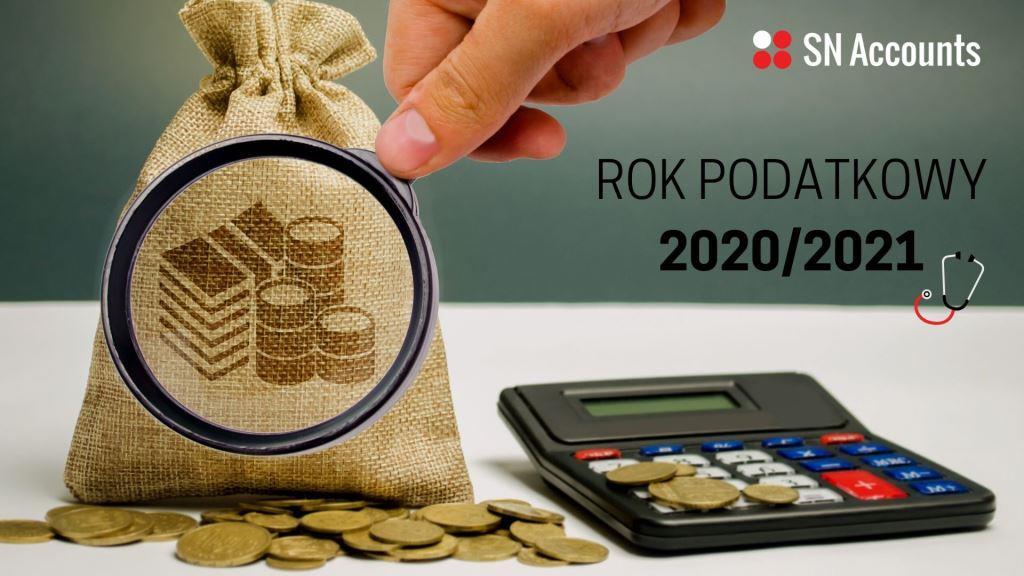 Zmiany w roku podatkowym 2020/2021 w cieniu koronawirusa