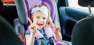 obniżona stawka VAT dotyczy m.in. fotelików dla dzieci
