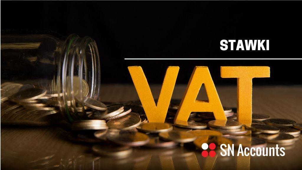 Stawki VAT w UK