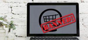 Zablokowanie konta na Amazon