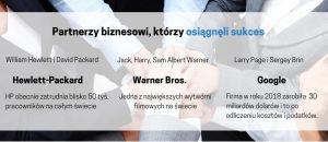 Partnerzy biznesowi, którzy osiągnęli sukces - czyli inspiracje przy wyborze partnera biznegowego