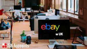 Mało popularny w Polsce eBay, w Wielkiej Brytanii jest drugą co do wielkości platformą sprzedażową. Miesięcznie serwis odwiedzają 24 miliony Brytyjczyków. Ebay w UK
