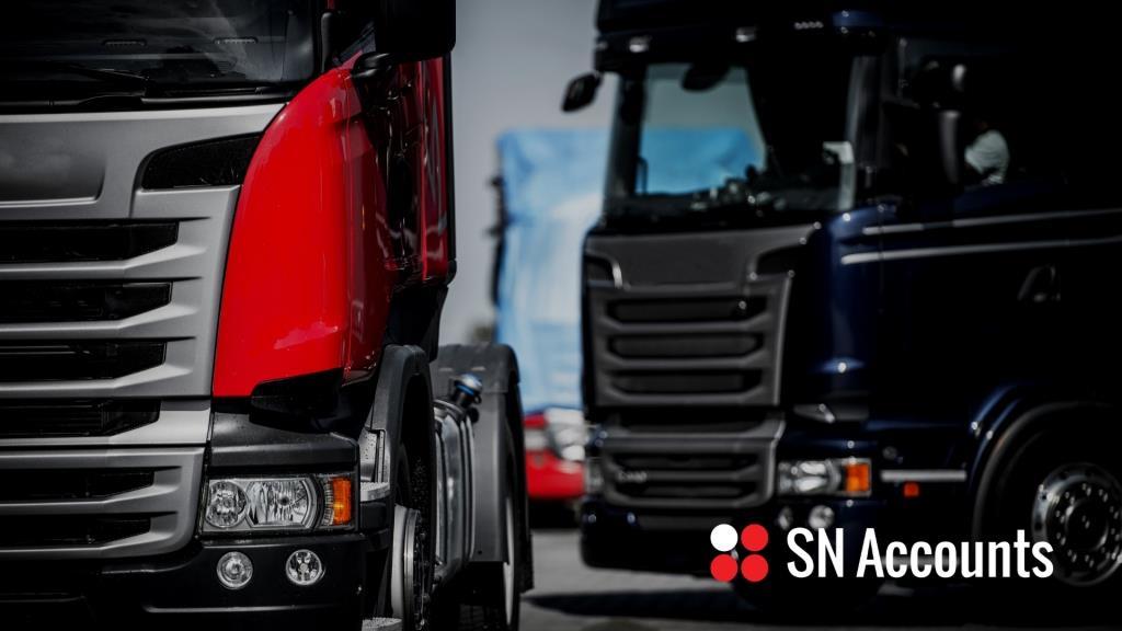 Informacje dla kierowcy HGV jako spółki LTD w Wielkiej Brytanii