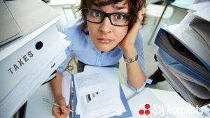 spóźniony self assessment wiąże się z karami. Pierwszą możesz otrzymać już 1 lutego.