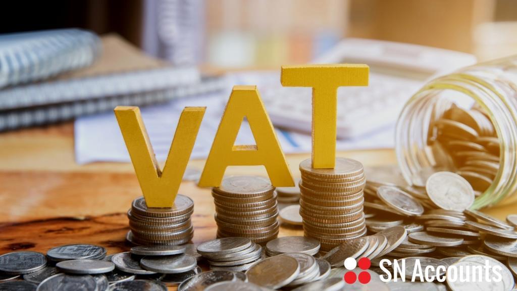 Stawki VAT na produkty w UK
